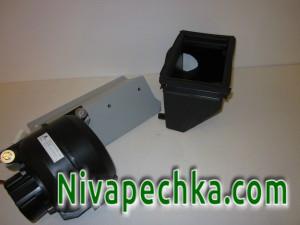 niva-pechka корпус с мотором вентилятора 2108